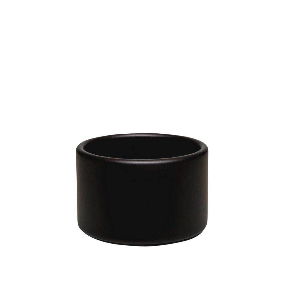 Frosted Glass Black Base & Refill